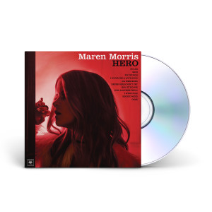 Maren Morris - HERO Signed CD