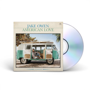 Jake Owen - American Love CD