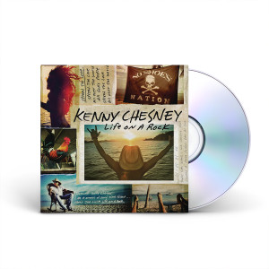 Kenny Chesney - Life On A Rock CD