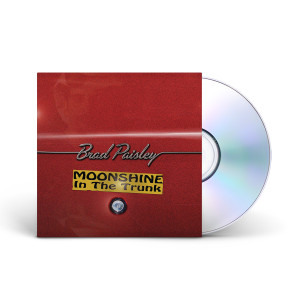 Brad Paisley: Moonshine In The Trunk CD