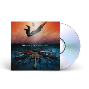 Brad Paisley: Wheelhouse CD