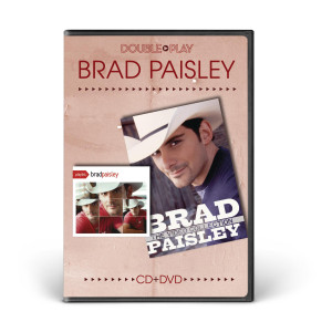 Brad Paisley: Brad Paisley: Double Play CD