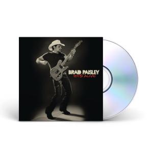 Brad Paisley: Hits Alive CD