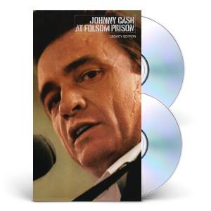 Johnny Cash: At Folsom Prison (Legacy Edition) CD