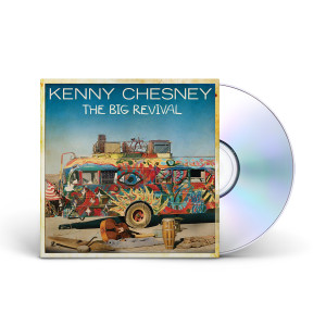 Kenny Chesney: The Big Revival CD