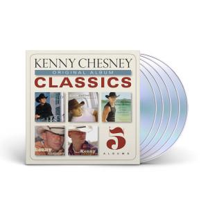 Kenny Chesney: Original Album Classics CD