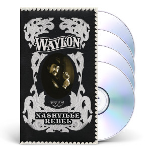 Waylon Jennings: Nashville Rebel CD