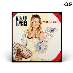 Miranda Lambert - Wildcard Digital Download
