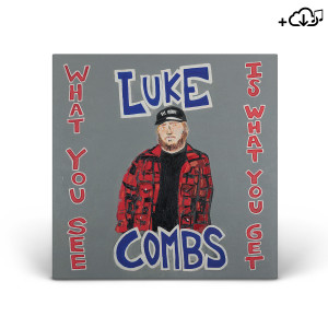 Luke Combs - What You See Is What You Get Digital Download