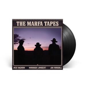Jack Ingram, Miranda Lambert, Jon Randall-The Marfa Tapes LP