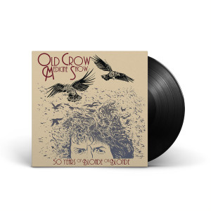 "Old Crow Medicine Show - Rainy Day Women #12 & 35 / Just Like a Woman (7"" Vinyl Single) LP"