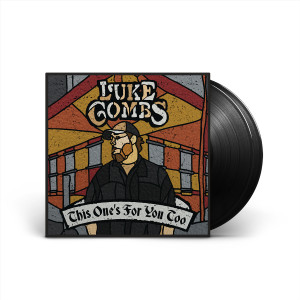 Luke Combs - This Ones For You Too LP