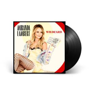 Miranda Lambert Wildcard LP