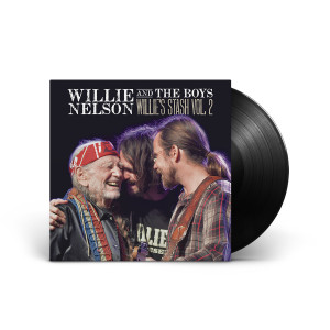 Willie Nelson: Willie and the Boys - Willie's Stash Vol. 2 LP