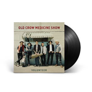Old Crow Medicine Show Volunteer LP