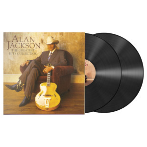 Alan Jackson - The Greatest Hits Collection (2-disc) LP