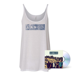 LANCO Hallelujah Nights Women's Tank + CD