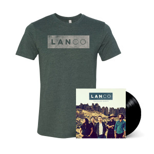 LANCO Hallelujah Nights Men's Shirt + LP