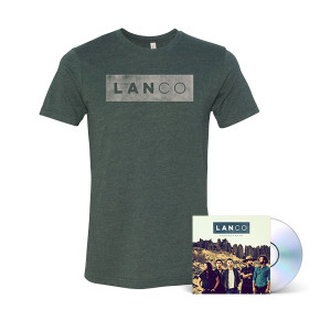 LANCO Hallelujah Nights Men's Shirt + CD