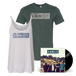 LANCO Hallelujah Nights Men's Shirt + Women's Tank + LP