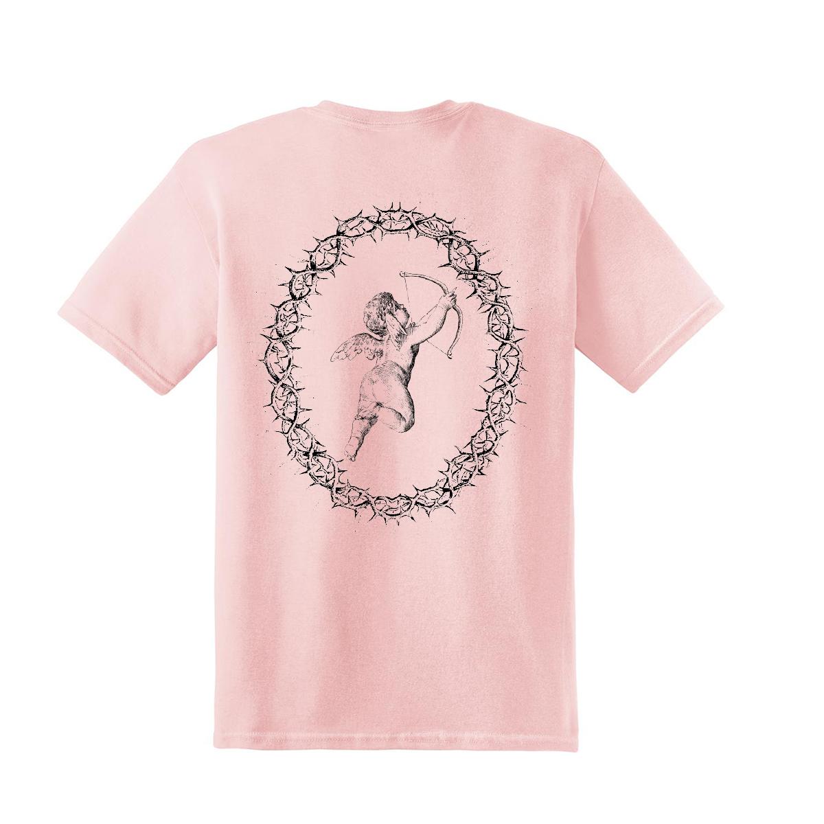 Camila Cupid Light Pink Tee + Digital Album Download
