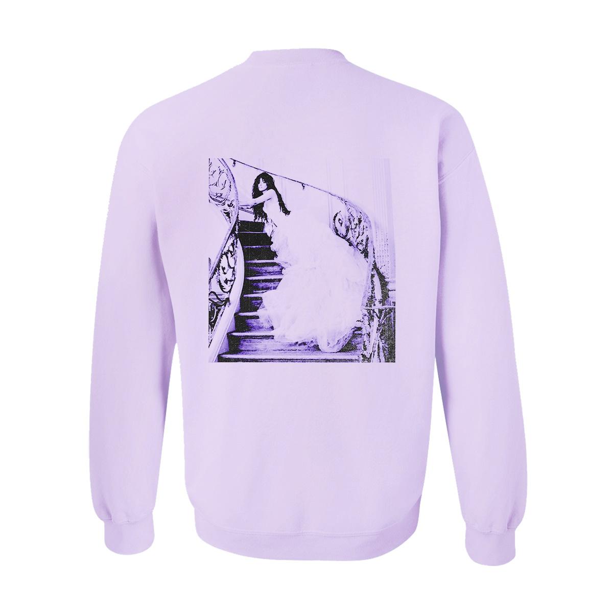 Romance Lavender Crewneck