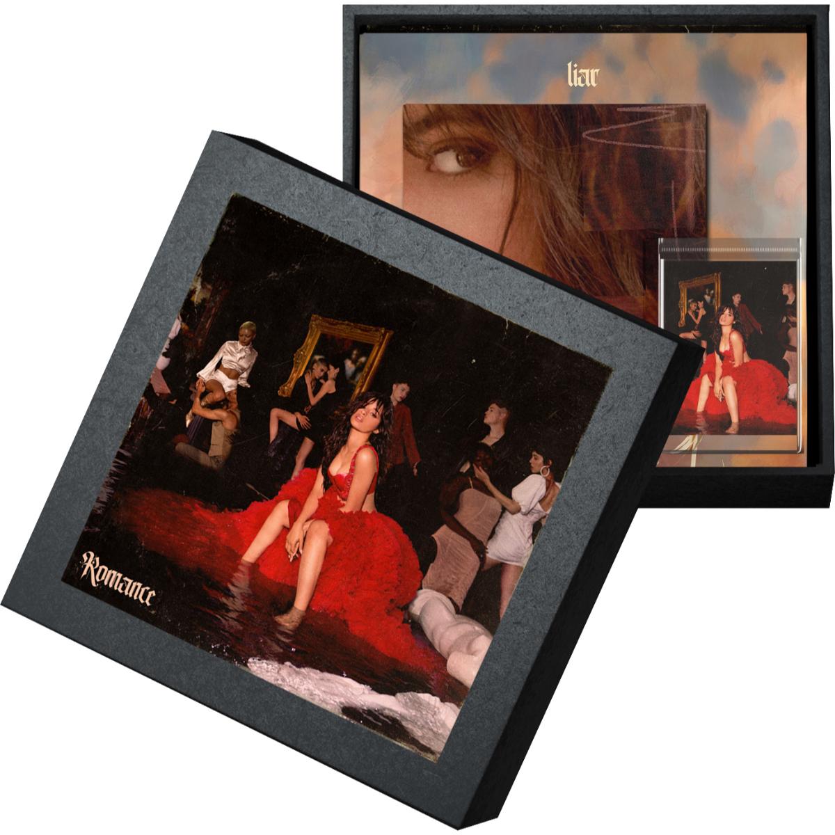Romance Super Deluxe Vinyl Box Set + Digital Album Download
