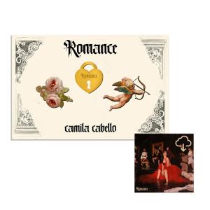 Romance Pin Set + Digital Album Download