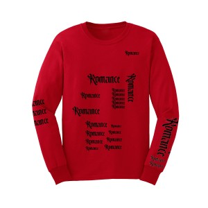 Romance Long-Sleeve T-Shirt