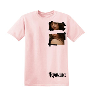 Camila Cupid Light Pink Tee