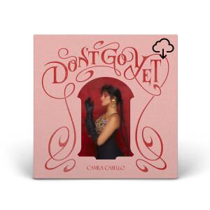 Don't Go Yet Digital Single