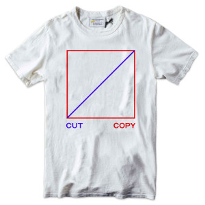 Cut Copy Freeze, Melt T-shirt
