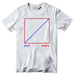 Cut Copy Freeze, Melt T-shirt