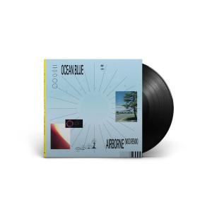 "Ocean Blue / Airborne (Woo Remix) 7"" LP"