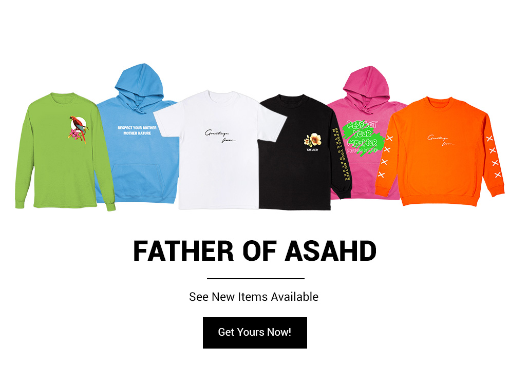 Shop the Father of Asahd Collection Now!