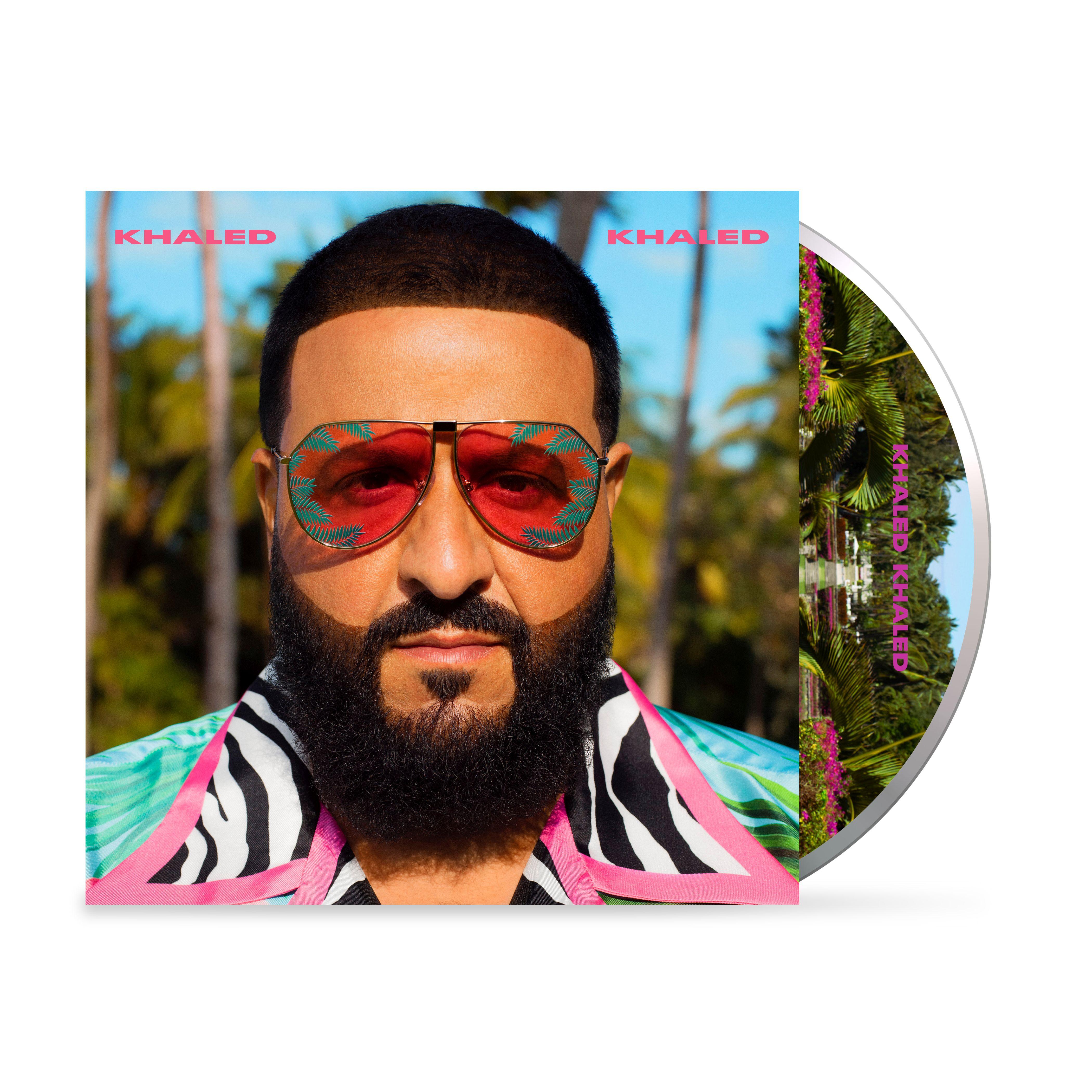 KHALED KHALED Alternate Cover CD