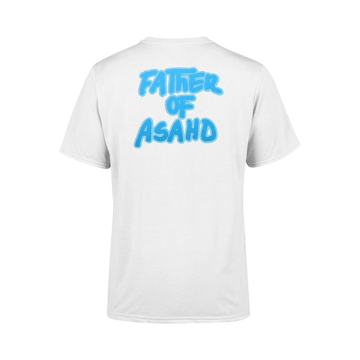 Father of Asahd x Romero Britto White T-Shirt