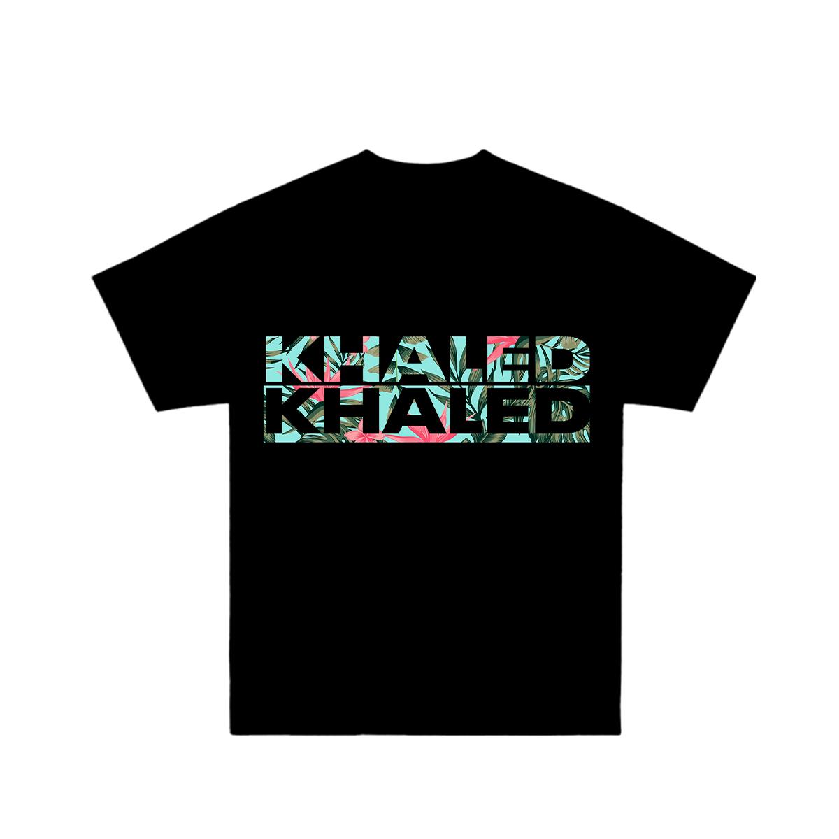 KHALED KHALED Black T-Shirt