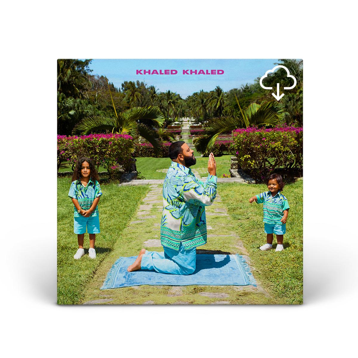 KHALED KHALED Digital Album Download (Clean)