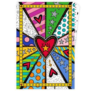 Father of Asahd x Romero Britto Coloring Book + Father of Asahd Album Download
