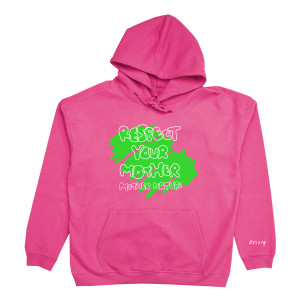 Respect Mother Nature Pink Hoodie + Father of Asahd Album Download
