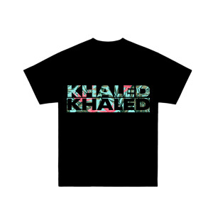 KHALED KHALED Black T-Shirt