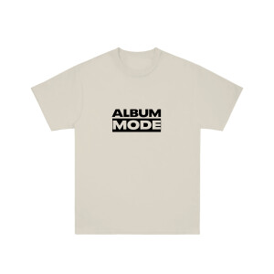 Album Mode Beige T-Shirt