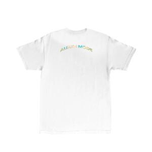 Album Mode White T-Shirt
