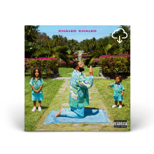 KHALED KHALED Digital Album Download (Explicit)