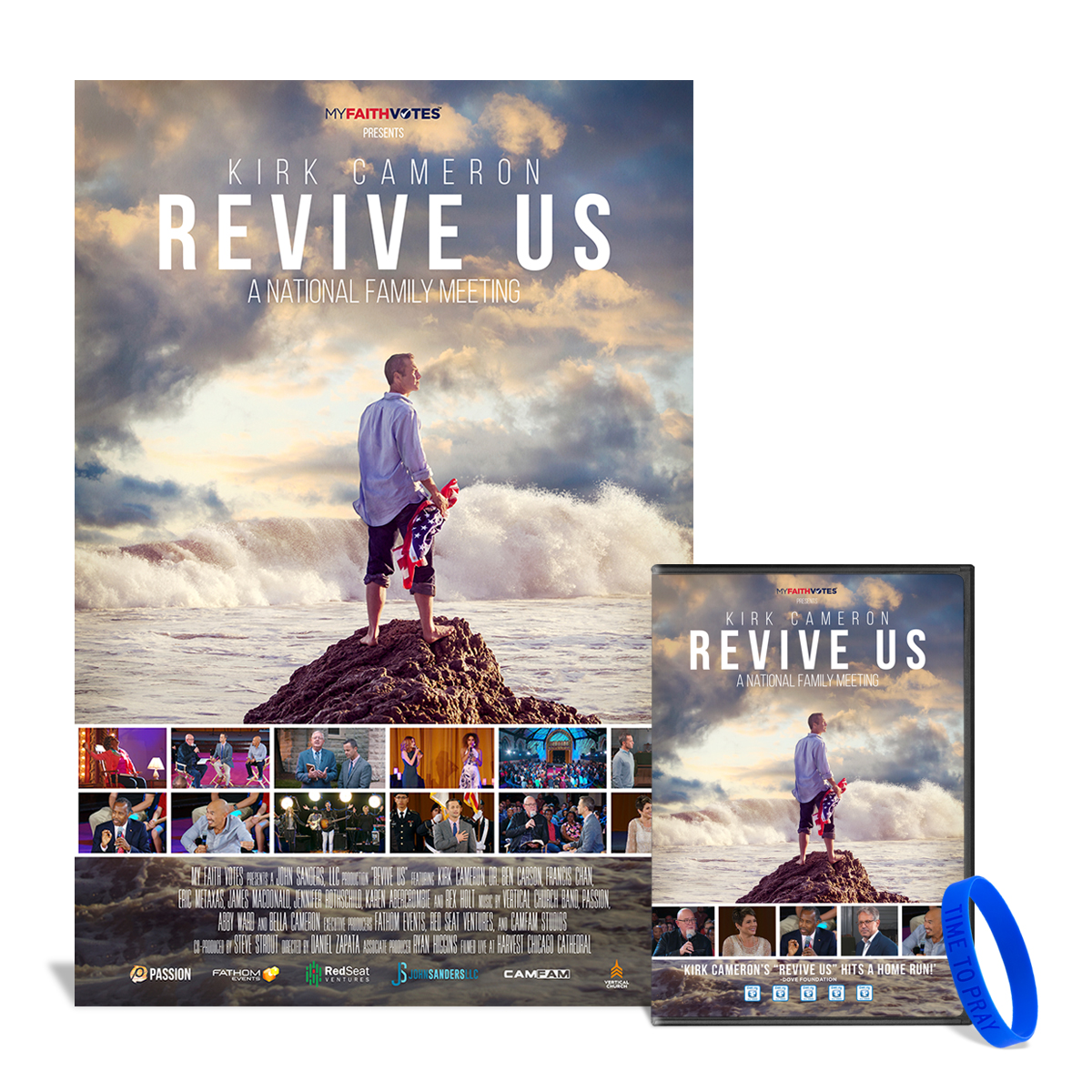 Revive Us DVD + Signed Limited Edition Poster
