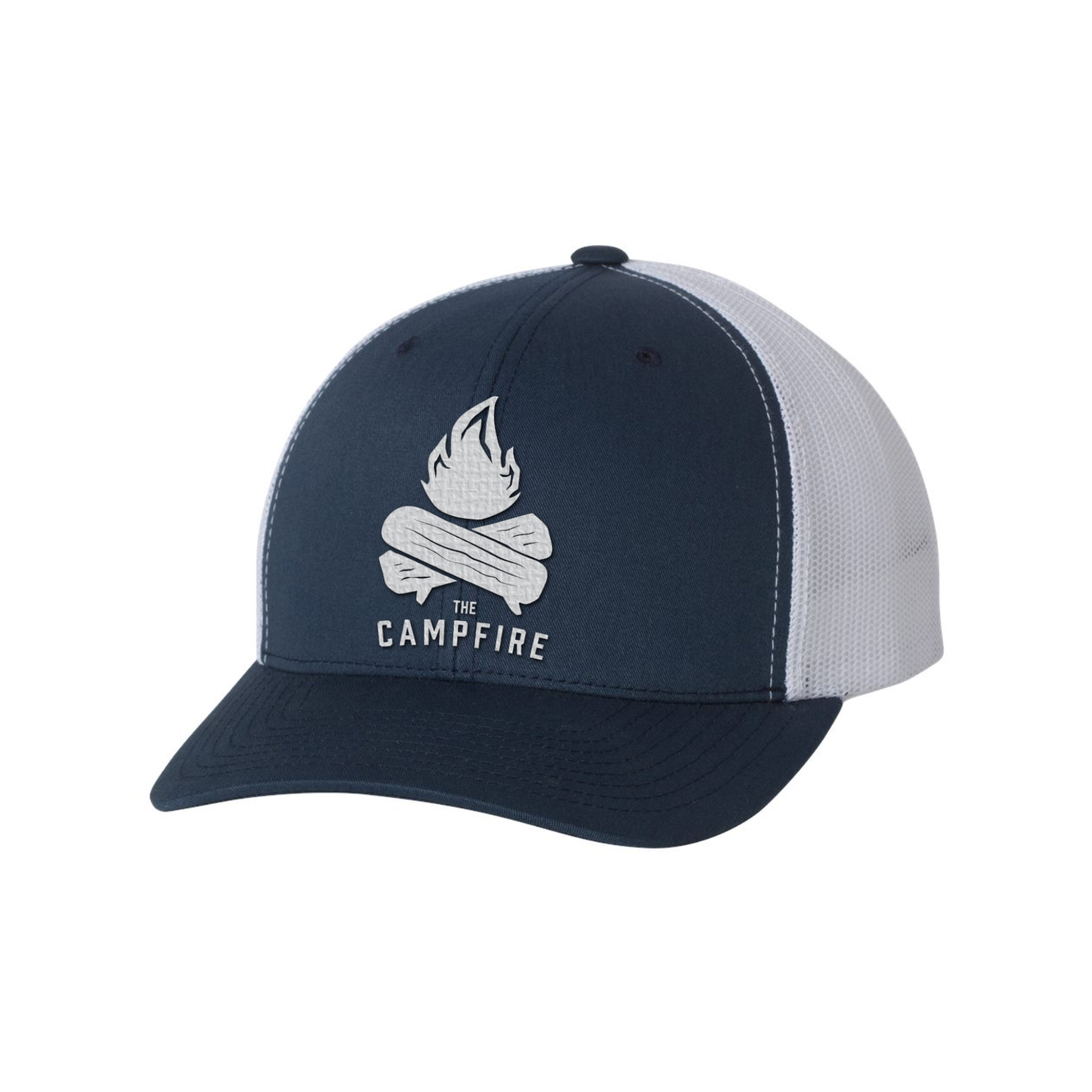 The Campfire Trucker Style Hat