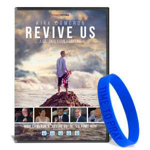 Revive Us DVD + Wristband