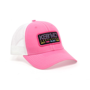 That Hot Pink Blues Hat - Pink