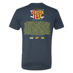 Colossal Clusterfest Main Event Tee